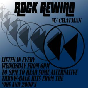 Rock Rewind Wednesdays @ 95.7 The Spin