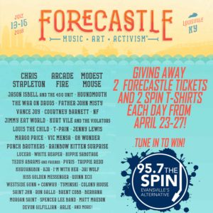 Forecastle Giveaway