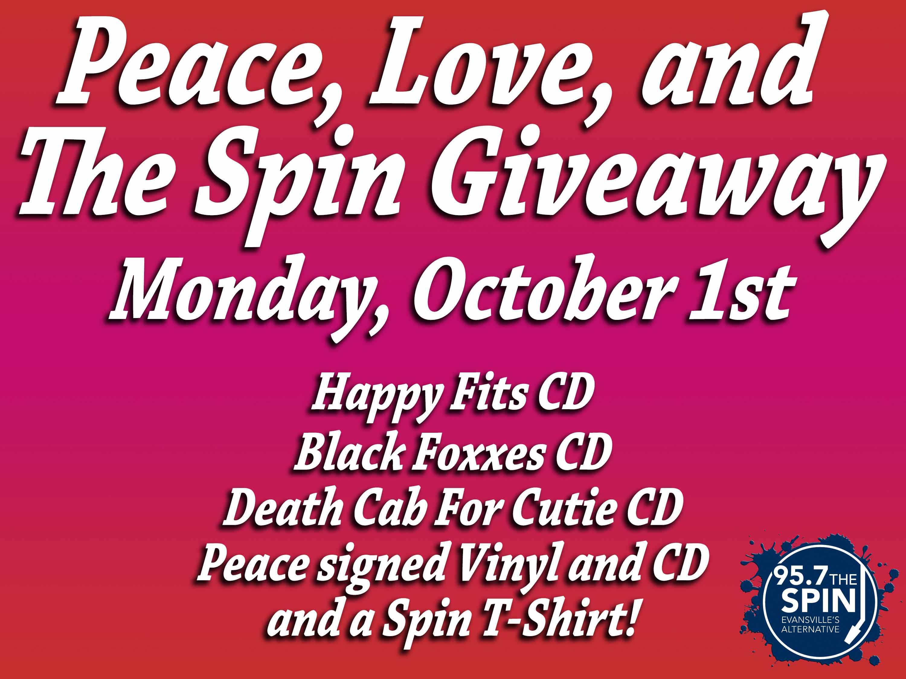 PeaceLoveAndTheSpinGiveaway