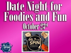 Date Night for Foodies and Fun