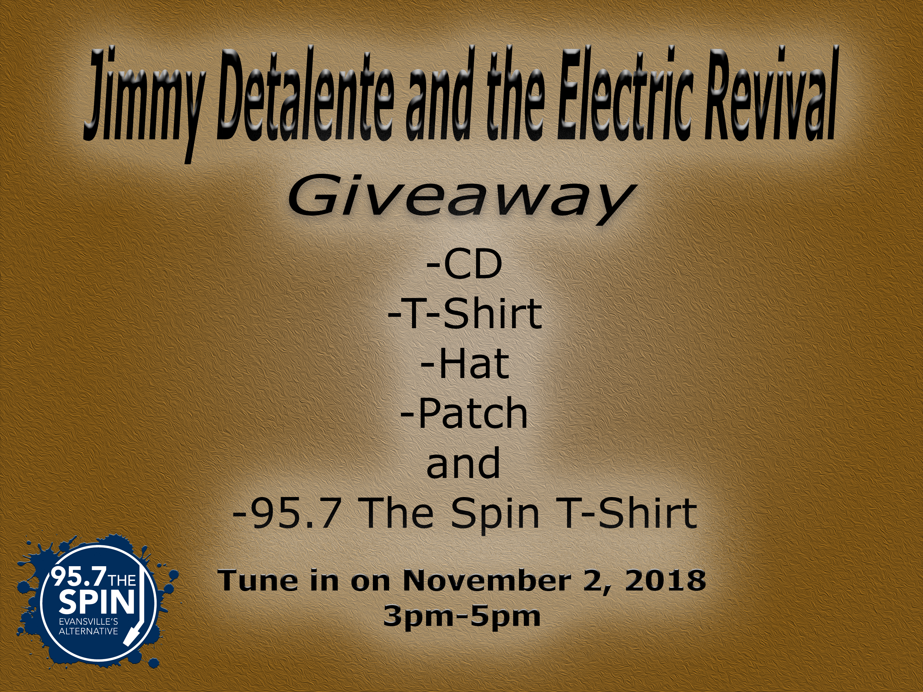 Jimmy Giveaway