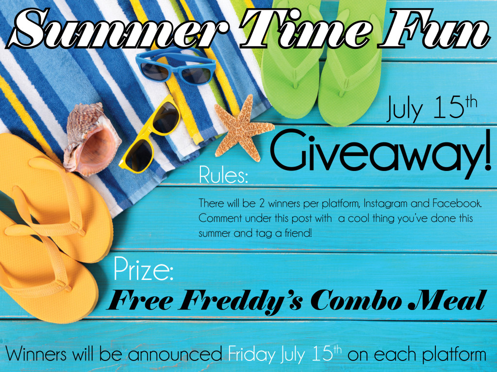 Summer Time Fun Giveaway